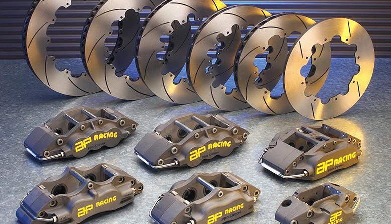 ap racing image frein
